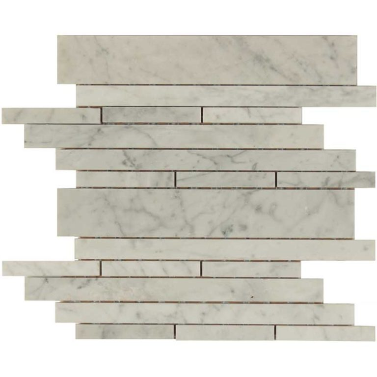 Waterfall - Bianco Carrara Polished