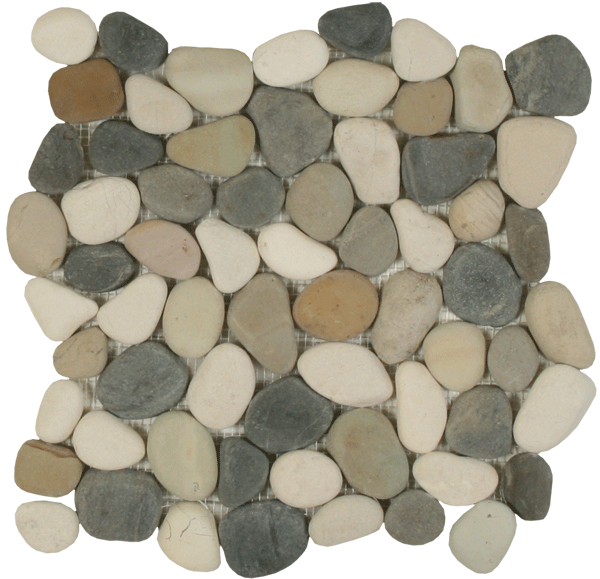 Natural Pebbles - Botany Bay Blend