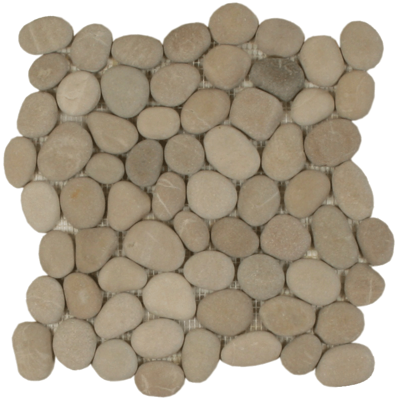 Natural Pebbles - Khaki