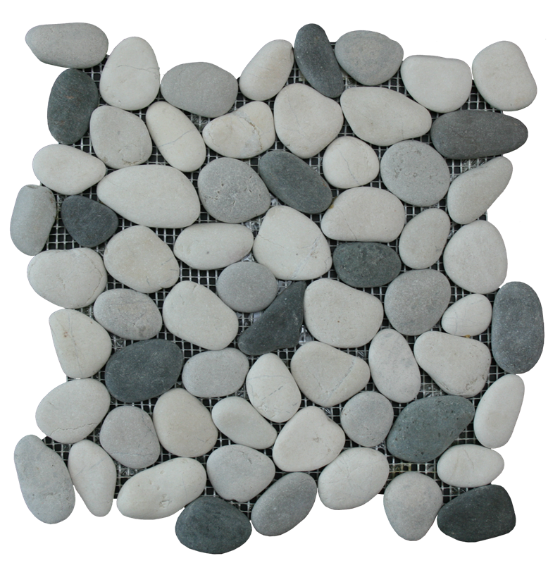 Natural Pebbles - Shadow Blend