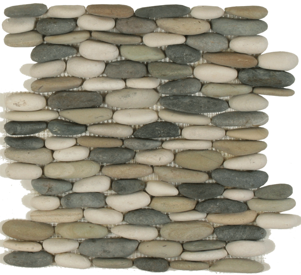 Stacked Pebbles - Botany Bay Blend