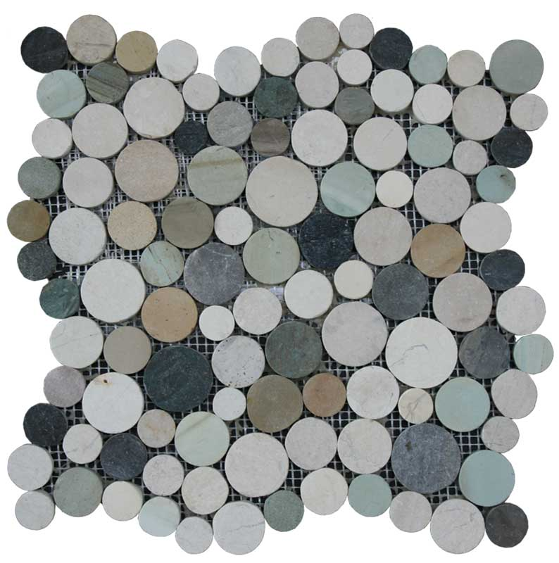 Coin Pebbles - Botany Bay Blend