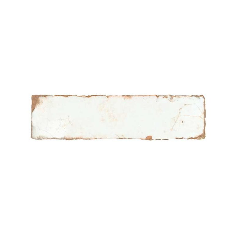 Glazed Habitat Ceramic - Parchment -3 in x 12 in